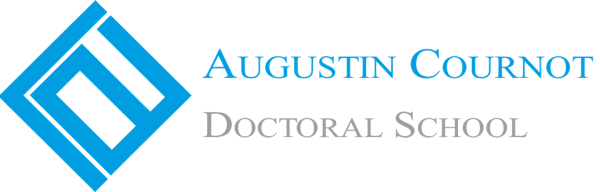 Augustin Cournot Doctoral School